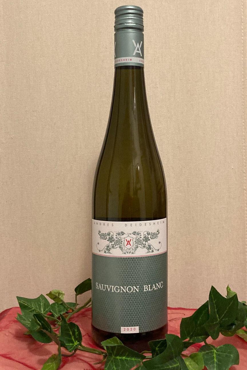 2020 Sauvignon Blanc tr. Biowein, Weingut Andres, Deidesheim